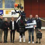 Paulinda vann finalen i LiveArena och DressagePower Grand Prix Tour